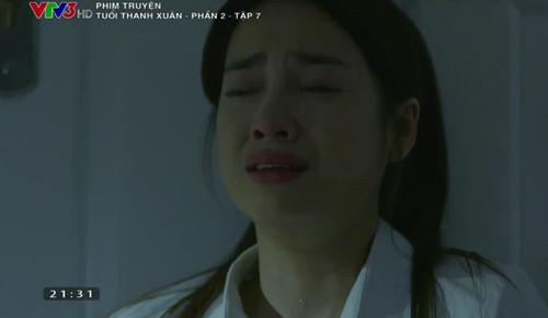 Tuổi thanh xuân phần 2 tập 7: Hồng Đăng - Kang Tae Oh xô xát vì Nhã Phương - Ảnh 4