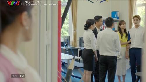 Tuổi thanh xuân phần 2 tập 7: Hồng Đăng - Kang Tae Oh xô xát vì Nhã Phương - Ảnh 5