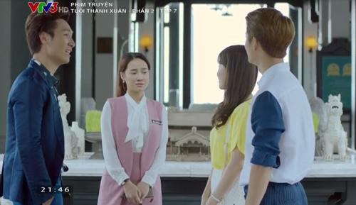 Tuổi thanh xuân phần 2 tập 7: Hồng Đăng - Kang Tae Oh xô xát vì Nhã Phương - Ảnh 6