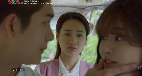 Tuổi thanh xuân phần 2 tập 7: Hồng Đăng - Kang Tae Oh xô xát vì Nhã Phương - Ảnh 7