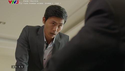 Tuổi thanh xuân phần 2 tập 7: Hồng Đăng - Kang Tae Oh xô xát vì Nhã Phương - Ảnh 12