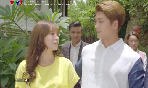 Tuổi thanh xuân phần 2 tập 7: Hồng Đăng - Kang Tae Oh xô xát vì Nhã Phương - Ảnh 8