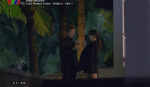 Tuổi thanh xuân phần 2 tập 7: Hồng Đăng - Kang Tae Oh xô xát vì Nhã Phương - Ảnh 2