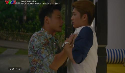 Tuổi thanh xuân phần 2 tập 7: Hồng Đăng - Kang Tae Oh xô xát vì Nhã Phương - Ảnh 11