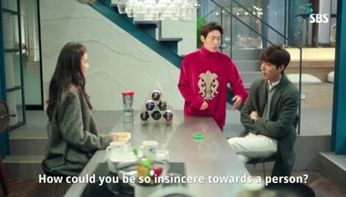 Huyền thoại biển xanh tập 4: Gái xinh thân mật Lee Min Ho, Jun Ji Hyun điên tiết - Ảnh 7