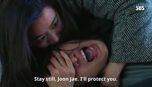 Huyền thoại biển xanh tập 4: Gái xinh thân mật Lee Min Ho, Jun Ji Hyun điên tiết - Ảnh 4