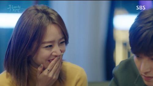 Huyền thoại biển xanh tập 4: Gái xinh thân mật Lee Min Ho, Jun Ji Hyun điên tiết - Ảnh 11
