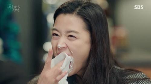 Huyền thoại biển xanh tập 4: Gái xinh thân mật Lee Min Ho, Jun Ji Hyun điên tiết - Ảnh 16