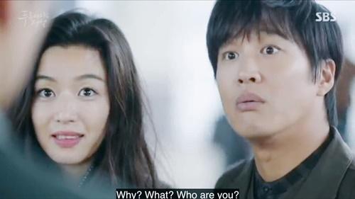 Huyền thoại biển xanh tập 4: Gái xinh thân mật Lee Min Ho, Jun Ji Hyun điên tiết - Ảnh 18