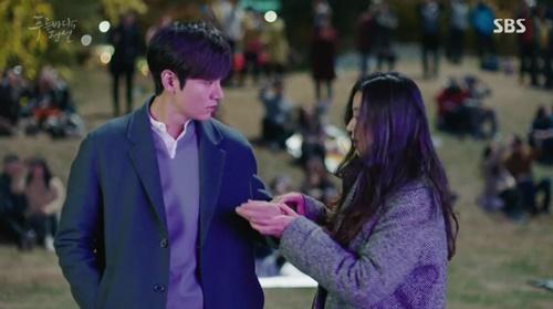 Huyền thoại biển xanh tập 4: Gái xinh thân mật Lee Min Ho, Jun Ji Hyun điên tiết - Ảnh 5