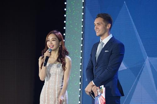 Chi Pu tham dự Webtasia Awards 2016, một lần nữa tự tin tỏa sáng ở xứ Hàn - Ảnh 4