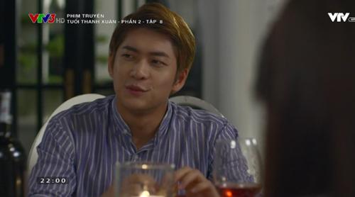 Tuổi thanh xuân phần 2 tập 8: Nhã Phương câm nín nghe Kang Tae Oh kết tội - Ảnh 12