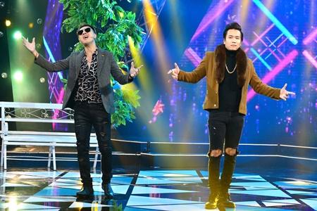 """Noo Phước Thịnh """"đốt cháy"""" sân khấu, Cao Thái Sơn vừa bịt mắt vừa hát - Ảnh 7"""