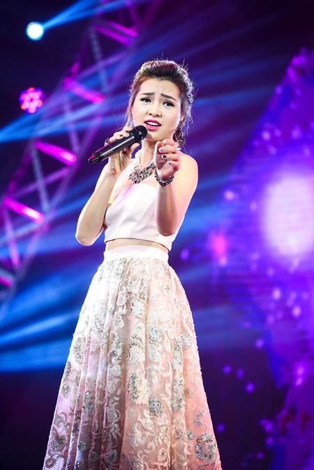 """Noo Phước Thịnh """"đốt cháy"""" sân khấu, Cao Thái Sơn vừa bịt mắt vừa hát - Ảnh 6"""