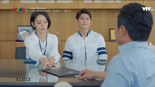 Tuổi thanh xuân phần 2 tập 2: Kang Tae Oh gặp tai nạn khi chuẩn bị nhẫn cầu hôn - Ảnh 9