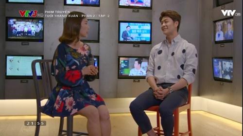 Tuổi thanh xuân phần 2 tập 2: Kang Tae Oh gặp tai nạn khi chuẩn bị nhẫn cầu hôn - Ảnh 12