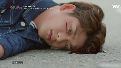 Tuổi thanh xuân phần 2 tập 2: Kang Tae Oh gặp tai nạn khi chuẩn bị nhẫn cầu hôn - Ảnh 1
