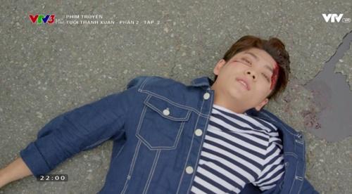 Tuổi thanh xuân phần 2 tập 2: Kang Tae Oh gặp tai nạn khi chuẩn bị nhẫn cầu hôn - Ảnh 2