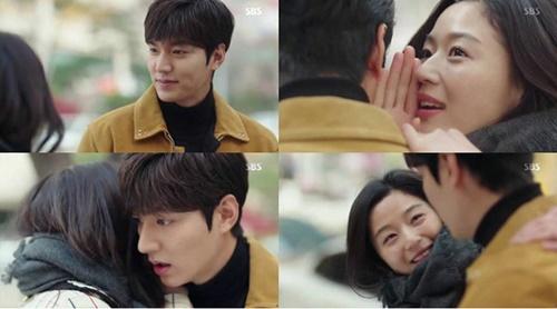 Huyền thoại biển xanh tập 5: Jun Ji Hyun cắn tình địch, gặp tai nạn lúc hẹn hò - Ảnh 13