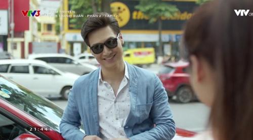 Tuổi thanh xuân phần 2 tập 12:Kang Tae Oh cứu Nhã Phương khỏi cái tát trời giáng - Ảnh 4