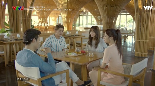 Tuổi thanh xuân phần 2 tập 12:Kang Tae Oh cứu Nhã Phương khỏi cái tát trời giáng - Ảnh 7