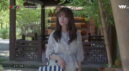 Tuổi thanh xuân phần 2 tập 12:Kang Tae Oh cứu Nhã Phương khỏi cái tát trời giáng - Ảnh 9