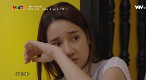 Tuổi thanh xuân phần 2 tập 12:Kang Tae Oh cứu Nhã Phương khỏi cái tát trời giáng - Ảnh 10