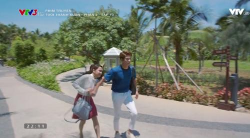 Tuổi thanh xuân phần 2 tập 13: Kang Tae Oh bất ngờ ôm lấy Nhã Phương - Ảnh 8