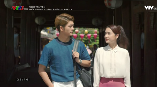 Tuổi thanh xuân phần 2 tập 13: Kang Tae Oh bất ngờ ôm lấy Nhã Phương - Ảnh 9