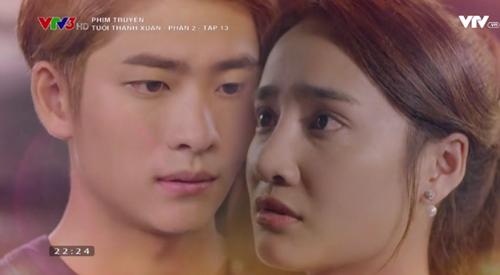 Tuổi thanh xuân phần 2 tập 13: Kang Tae Oh bất ngờ ôm lấy Nhã Phương - Ảnh 12