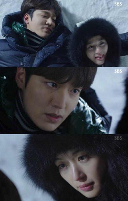 Huyền thoại biển xanh tập 6: Jun Ji Hyun gây họa vẫn được Lee Min Ho nói lời yêu - Ảnh 8