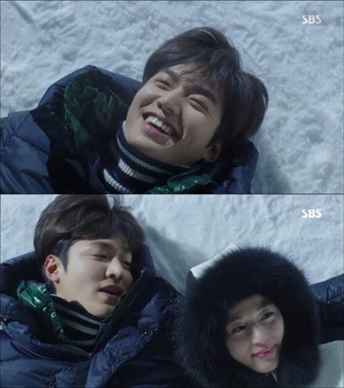 Huyền thoại biển xanh tập 6: Jun Ji Hyun gây họa vẫn được Lee Min Ho nói lời yêu - Ảnh 7