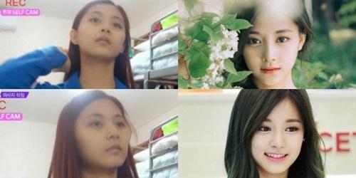 """Khuôn mặt """"một trời một vực"""" trước và sau trang điểm của nữ idol Kpop - Ảnh 5"""