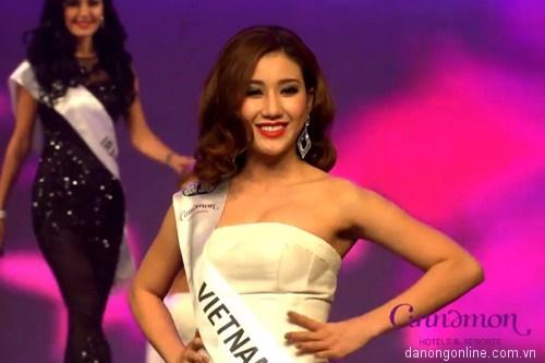 """Người đẹp Việt tại đấu trường quốc tế 2016: Người đăng quang, kẻ """"tay trắng"""" - Ảnh 6"""
