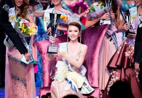 """Người đẹp Việt tại đấu trường quốc tế 2016: Người đăng quang, kẻ """"tay trắng"""" - Ảnh 1"""
