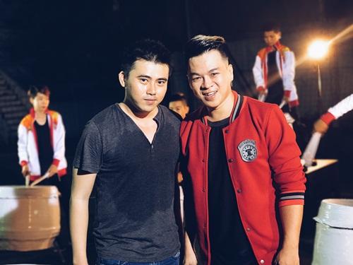 Huy Kid tung MV cổ vũ bóng đá Việt Nam tại AFF Cup 2016 - Ảnh 1
