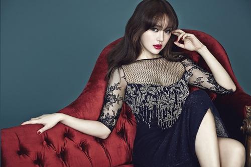 Top 10 nữ diễn viên gợi cảm nhất xứ Hàn trong mắt phái nam - Ảnh 2