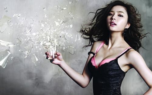 Top 10 nữ diễn viên gợi cảm nhất xứ Hàn trong mắt phái nam - Ảnh 8