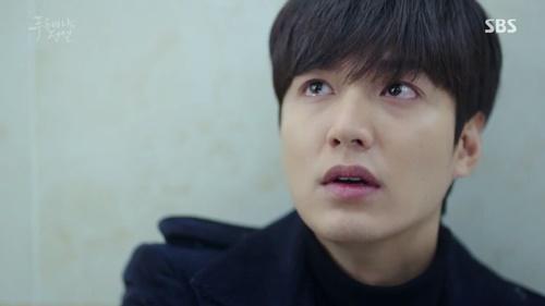 Huyền thoại biển xanh tập 18: Jun Ji Hyun đỡ đạn thay Lee Min Ho - Ảnh 1