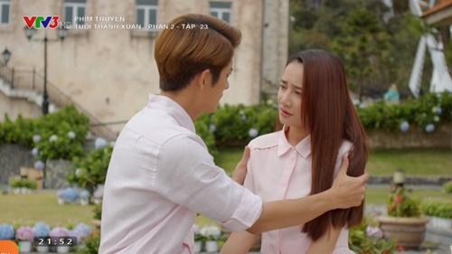 Tuổi thanh xuân phần 2 tập 23: Nhã Phương - Kang Tae Oh chung giường - Ảnh 1