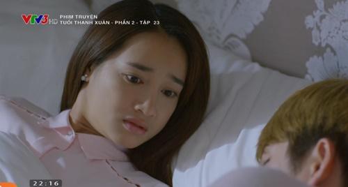 Tuổi thanh xuân phần 2 tập 23: Nhã Phương - Kang Tae Oh chung giường - Ảnh 10