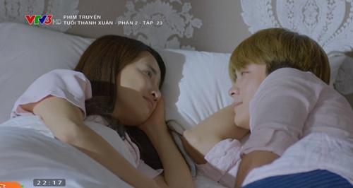 Tuổi thanh xuân phần 2 tập 23: Nhã Phương - Kang Tae Oh chung giường - Ảnh 11