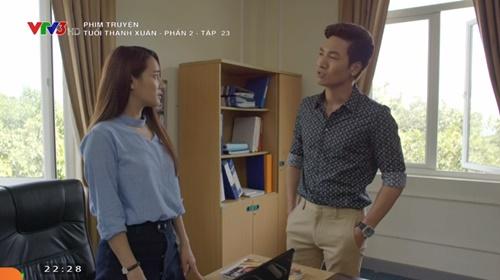 Tuổi thanh xuân phần 2 tập 23: Nhã Phương - Kang Tae Oh chung giường - Ảnh 15