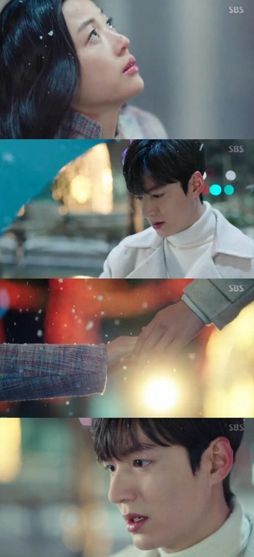 Huyền thoại biển xanh tập cuối viên mãn, Jun Ji Hyun mang thai - Ảnh 3