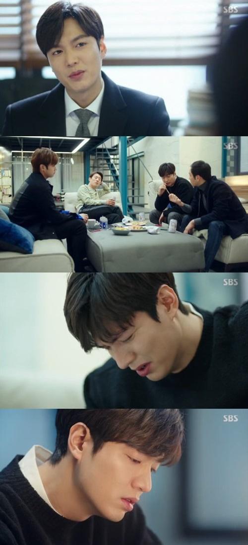 Huyền thoại biển xanh tập cuối viên mãn, Jun Ji Hyun mang thai - Ảnh 1