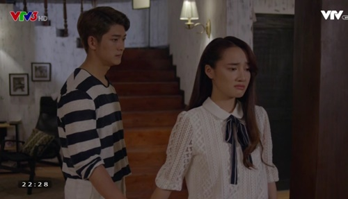 """Tuổi thanh xuân phần 2 tập 18: Kang Tae Oh hôn Nhã Phương, nói """"anh yêu em"""" - Ảnh 16"""