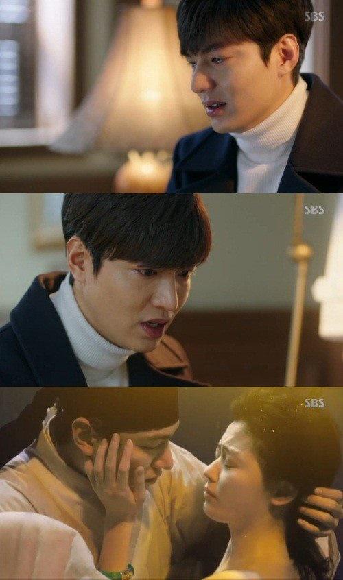 """Huyền thoại biển xanh tập 14: Cuộc hẹn hò """"bá đạo"""" của Lee Min Ho và Jun Ji Hyun - Ảnh 4"""