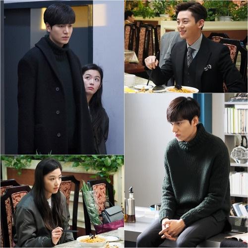 """Huyền thoại biển xanh tập 14: Cuộc hẹn hò """"bá đạo"""" của Lee Min Ho và Jun Ji Hyun - Ảnh 5"""