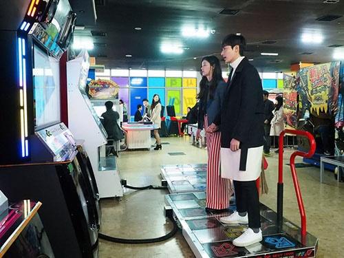"""Huyền thoại biển xanh tập 14: Cuộc hẹn hò """"bá đạo"""" của Lee Min Ho và Jun Ji Hyun - Ảnh 2"""