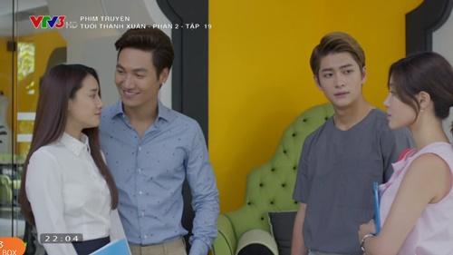 """Tuổi thanh xuân phần 2 tập 19: Bức xúc thái độ """"bắt cá hai tay"""" của Kang Tae Oh - Ảnh 8"""